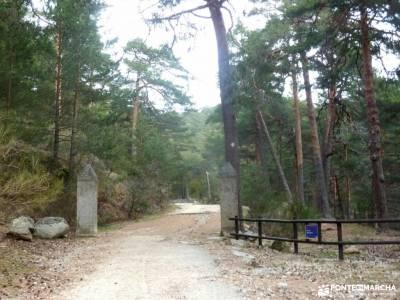 Hiking Calzada Romana de Cercedilla; lozoya purgatorio viajes organizados laguna negra soria ofertas